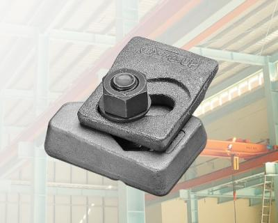 Crane Rail Clip and Parts Srews